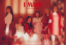 (G)I-DLE I Made group concept photo 2
