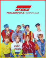 ATEEZ Treasure Ep.3 One To All group concept photo 1