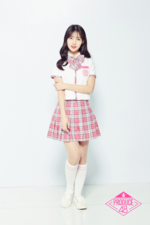 Kim Si Hyun Produce 48 concept photo 1
