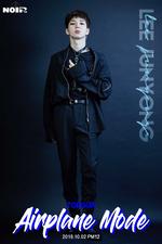NOIR Lee Junyong Topgun special teaser photo