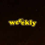 Weeekly We Are official logo