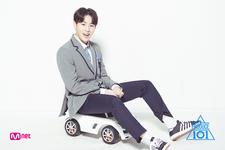 Ha Sung Woon Produce 101 Promo 2
