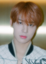 NCT 127 Jungwoo Regular-Irregular photo