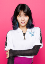 TWICE Momo One More Time promotional photo
