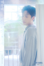 BOYFRIEND Hyunseong Sunshower concept photo 2