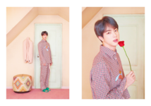 BTS Jin Map of the Soul Persona concept photo 3