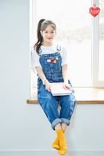 Fromis 9 Seoyeon To. Day promo photo