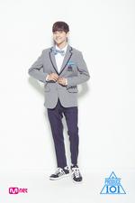 Kim Samuel Produce 101 Promo 1