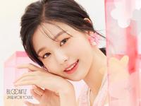 IZONE Jang Won Young Bloom IZ concept photo 1