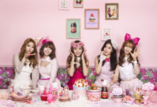 Berry Good Because of You group promo photo (2)