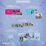 ITZY IT'z Icy album packaging 3
