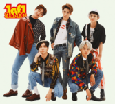 SHINee 1 of 1 promo photo 2