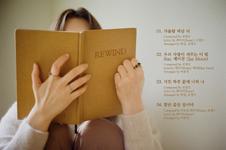 Kassy Rewind tracklist