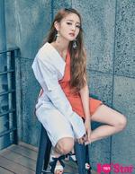 (G)I-DLE Minnie 10+star July 2018 photo