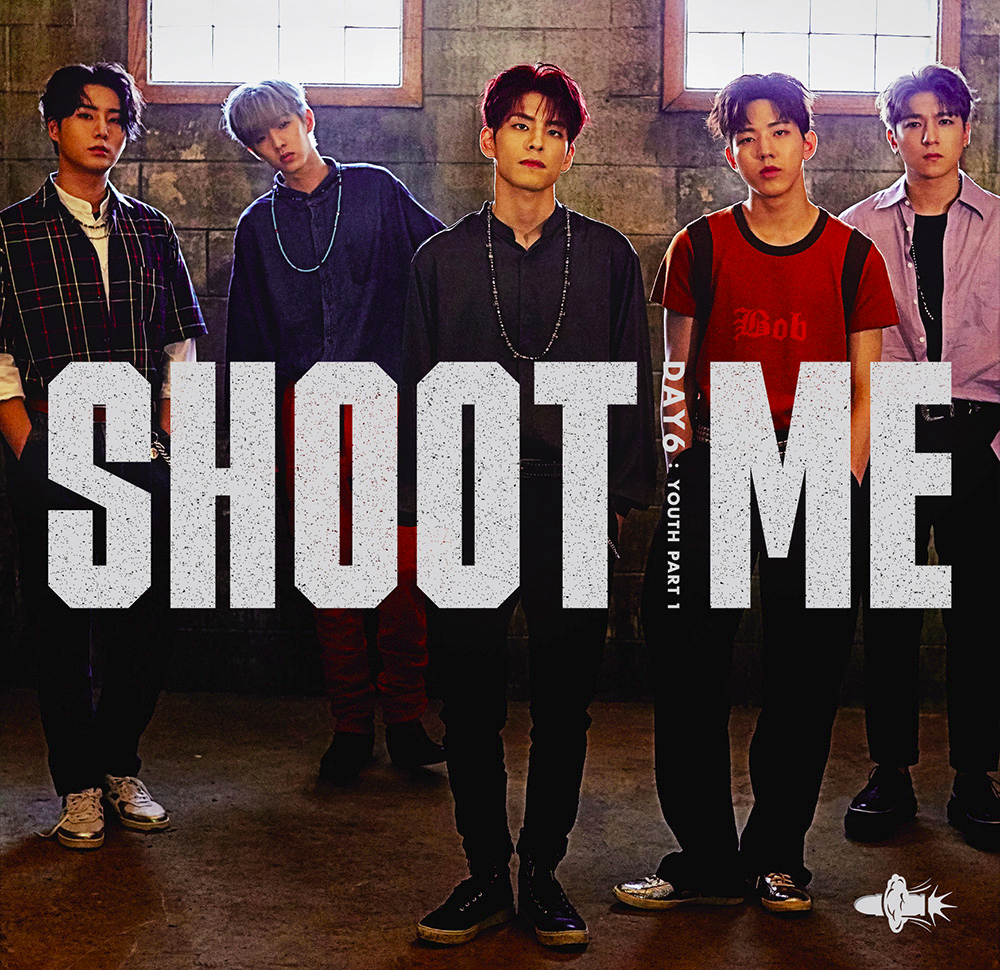 Day6 Shoot Me Youth Part 1 Bullet Ver Album Cover Png