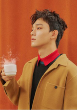 EXO Chen Universe promotional photo