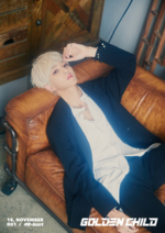 Golden Child Jae Hyun Re-Boot concept photo