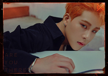 MONSTA X Jooheon Take 1 Are You There promo photo 4