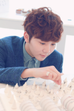 Seungkwan SEVENTEEN Love & Letter photo