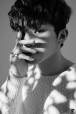 SEVENTEEN Woozi Going Seventeen promo photo 1