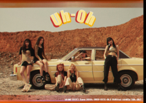 (G)I-DLE Uh-Oh group concept photo