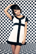 Girls' Generation Sooyoung Hoot Promotional photo