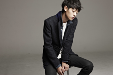 Jung Joon Young 1st Mini Album promo photo