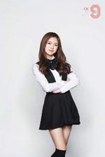 MIXNINE Park Eunjo promo photo