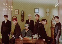 MONSTA X We Are Here group concept photo 1