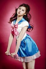 SIXTEEN Sana promotional photo