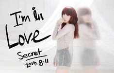Secret Jun Hyo Sung Secret Summer concept photo
