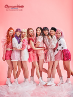DreamNote Dream us group concept photo (Cheerful ver.)