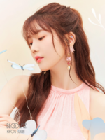 IZONE Kwon Eun Bi Bloom IZ concept photo 1