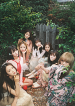 OH MY GIRL Windy Day group photo