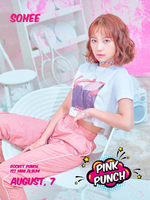 Rocket Punch Sohee Pink Punch teaser photo