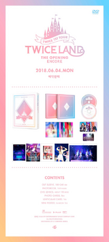TWICELAND The Encore DVD detail