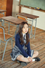 WJSN Soobin From. WJSN promo photo 2