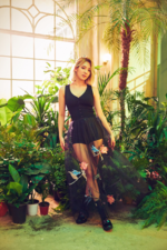 Girls' Generation-Oh!GG Hyoyeon Lil' Touch promo photo (2)
