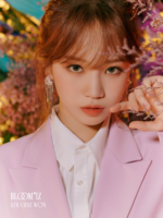 IZONE Kim Chae Won Bloom IZ concept photo 3