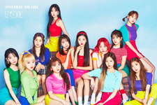 IZONE Oneiric Diary group concept photo 2