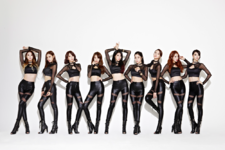 Nine Muses Glue group photo