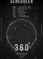 Park Jihoon 360 scheduler