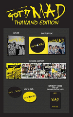 GOT7 Mad Thailand edition preview