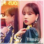IZONE Vampire WIZONE Edition (Jo Yu Ri ver.) cover