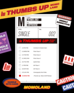 MOMOLAND Thumbs Up scheduler