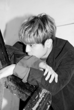 Stray Kids Kim Woo Jin Mixtape promo photo