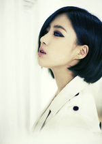 T-ARA Eunjung Day By Day concept photo