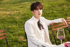 B.A.P Young Jae Blue promo photo