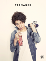 Jung Joon Young Teenager promo photo