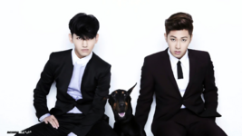 TVXQ Catch Me promotional photo